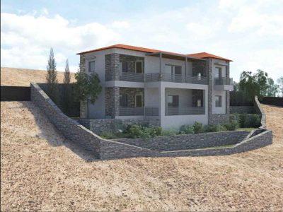 Διώροφη κατοικία στο Γιαλισκάρι Ικαρίας
