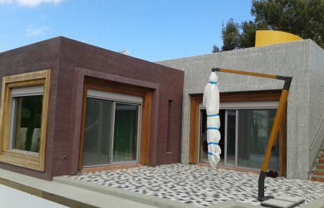 Μονοκατοικία στο Πόρτο Ράφτη Αττικής