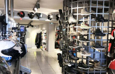 Κατάστημα ανταλλακτικών μοτοσικλετών MotoRAID